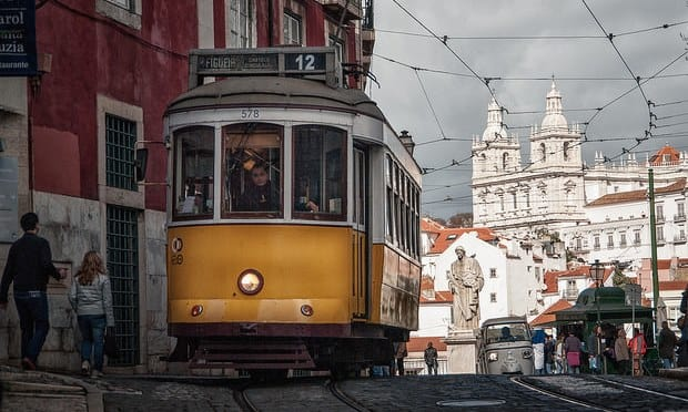 lisbon the new gay capital in europe_lisbon typical tram