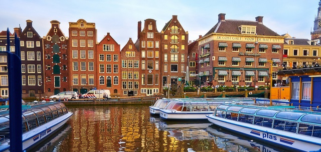Amsterdam_Gay-Friendly Destinations