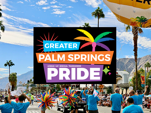Greater Palm Springs Pride 2018 World Rainbow Hotels