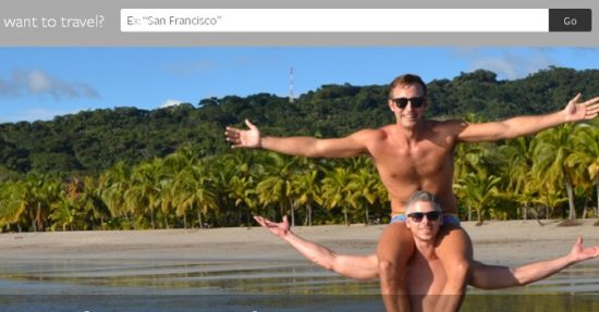 gay travel websites