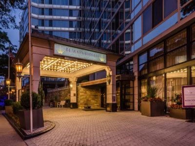 The Beacon Hotel & Corporate Quarters