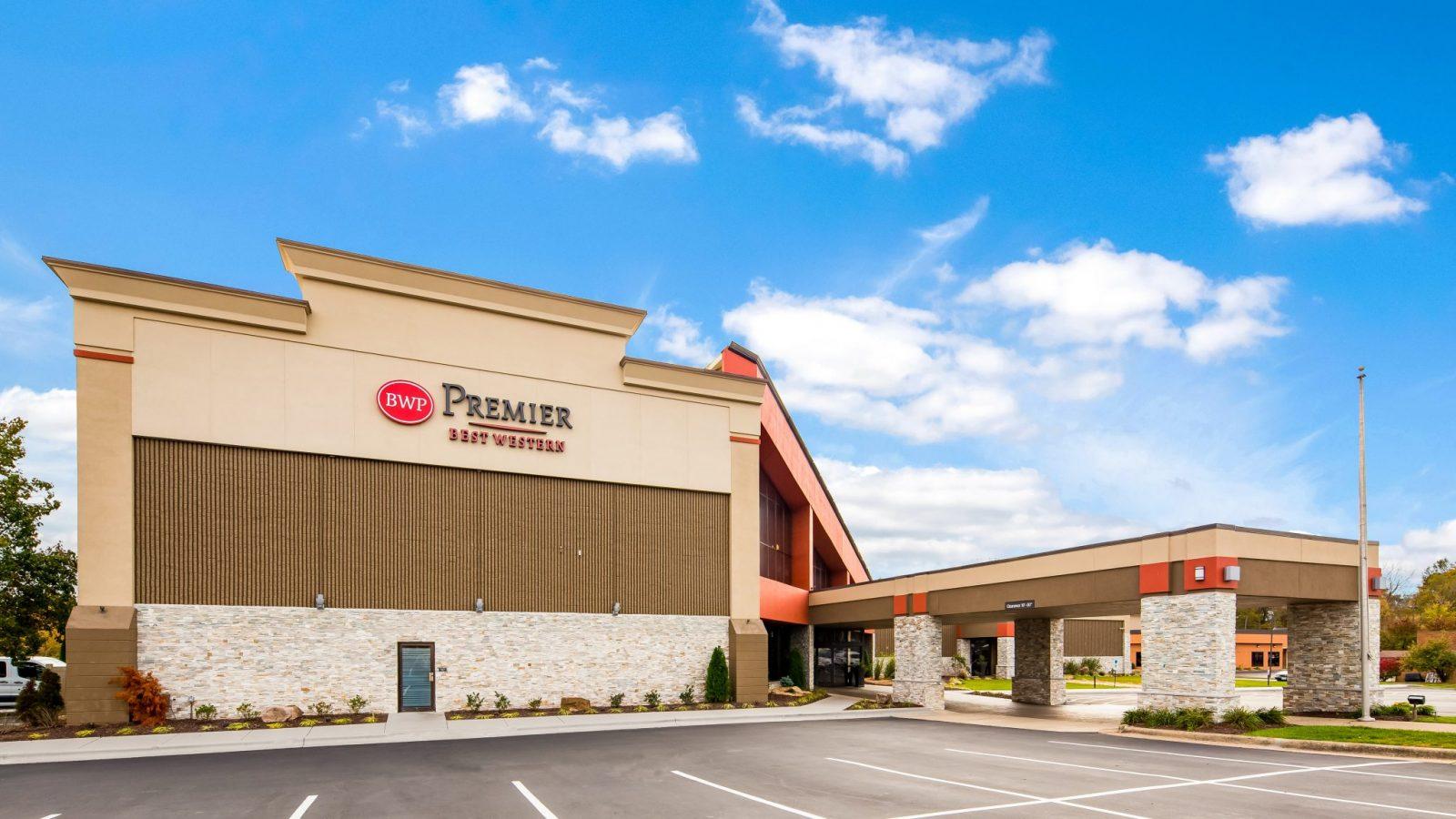 Best Western Premier Alton St. Louis Area