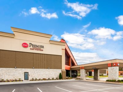 Best Western Premier Alton St. Louis Area