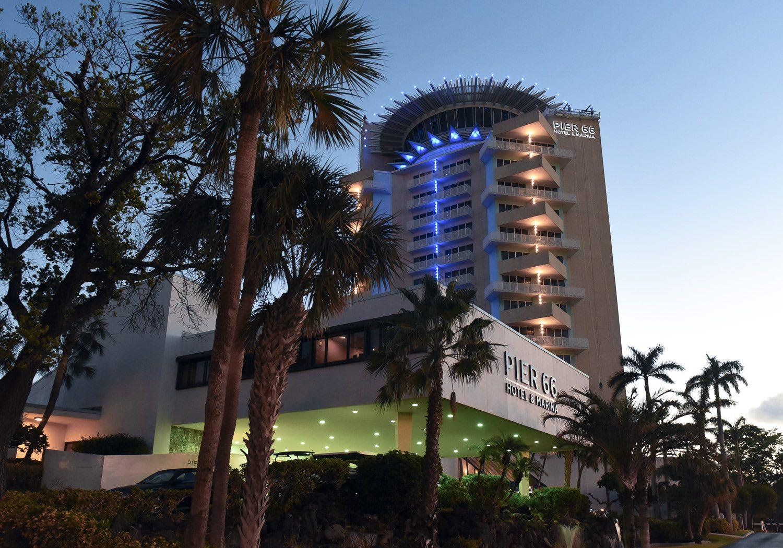 Pier SixtySix Hotel and Marina