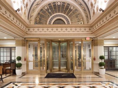 The Hamilton Hotel Washington
