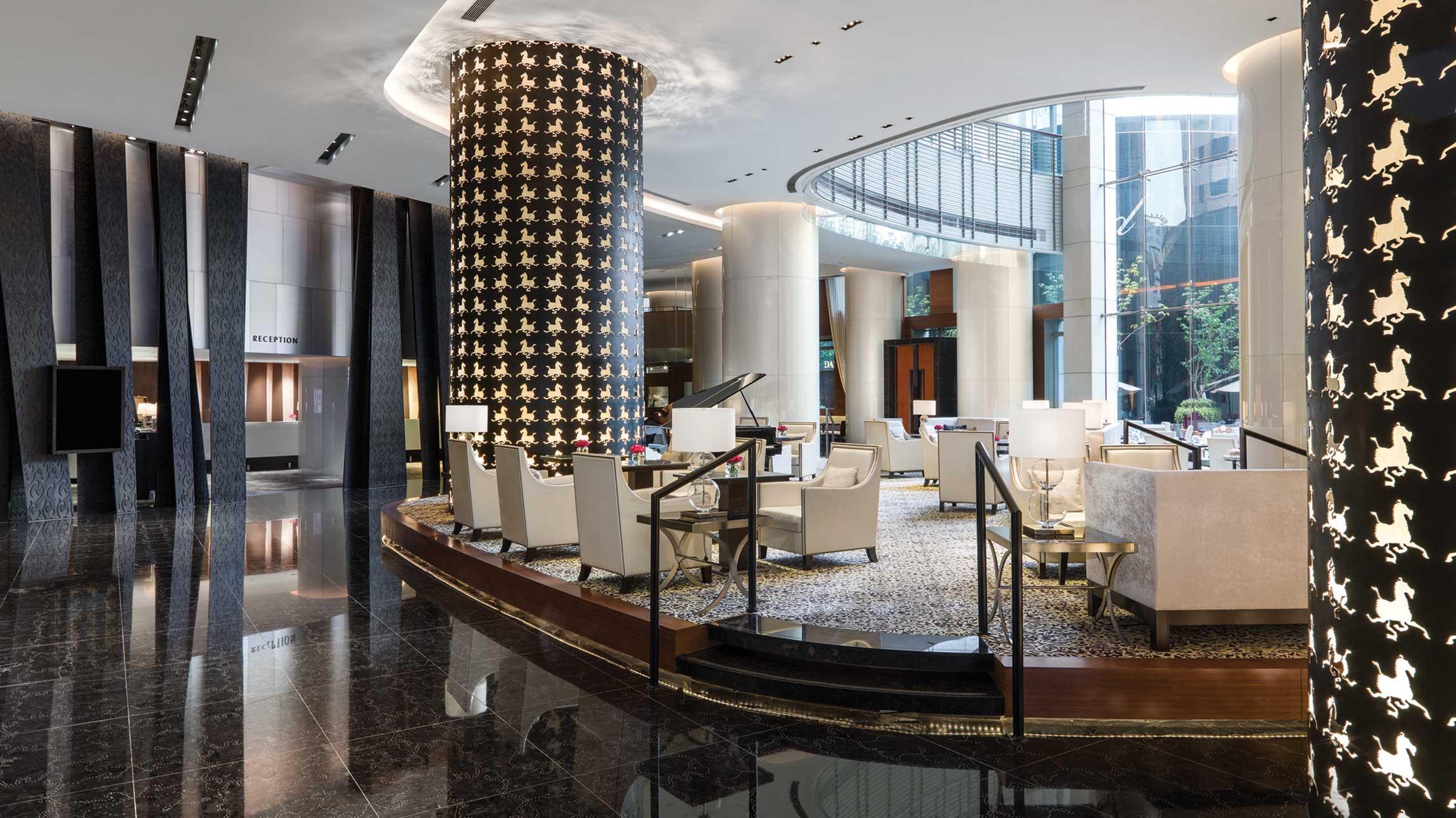 The Langham Shanghai Xintiandi World Rainbow Hotels