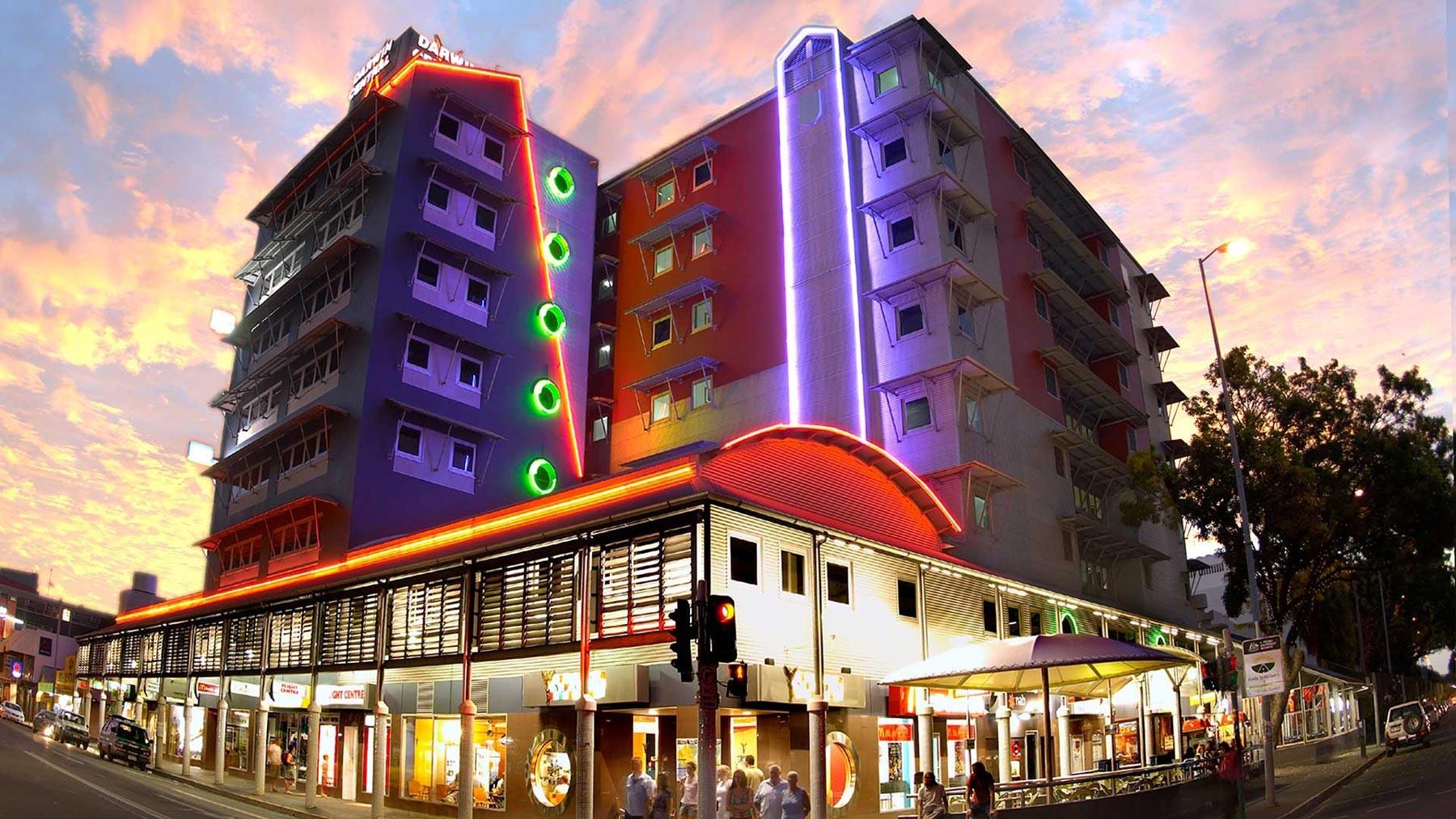 Darwin Casino Restaurants