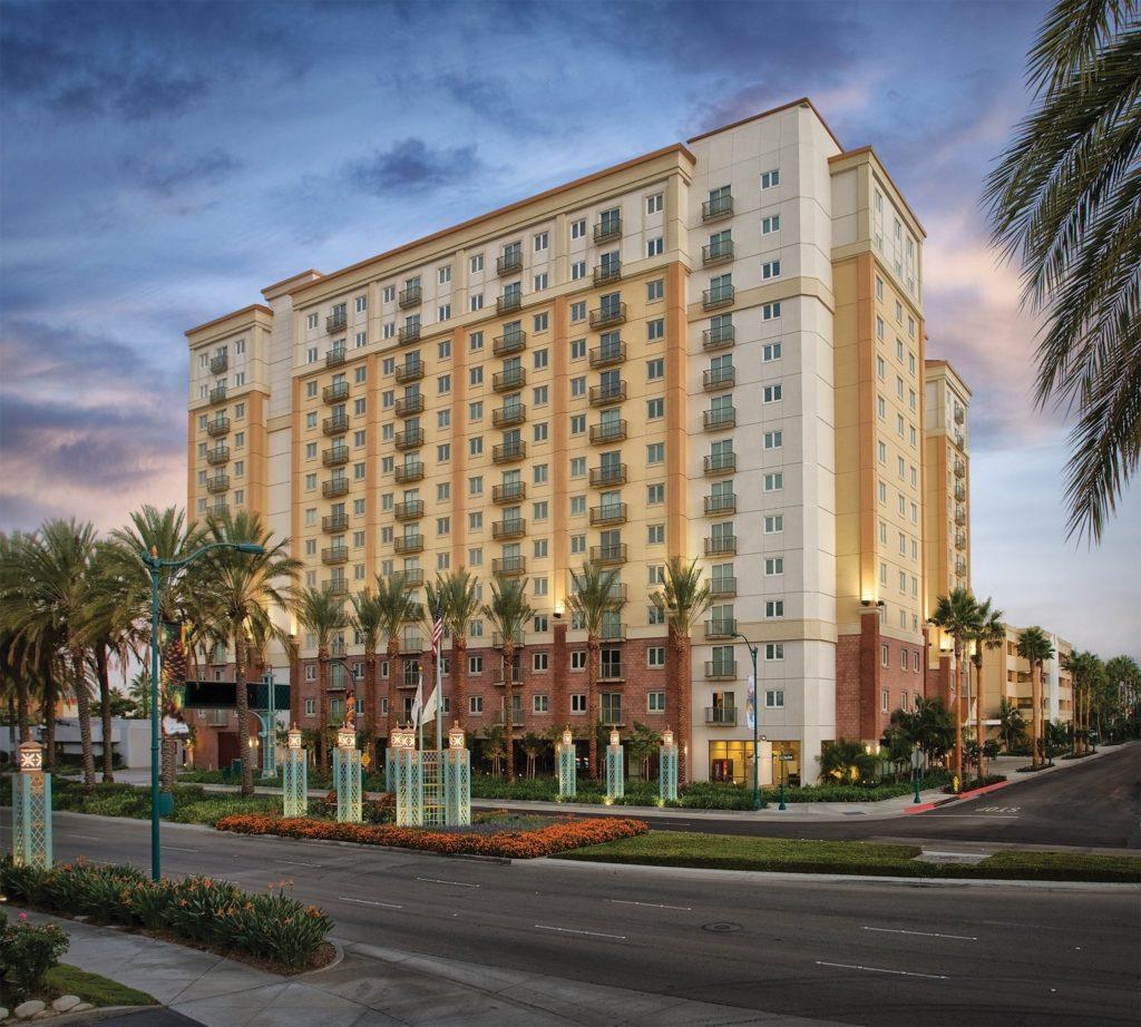 Restaurants In Garden Walk Anaheim: World Rainbow Hotels