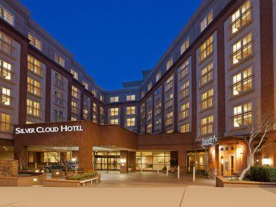 Silver Cloud Hotel Seattle Broadway