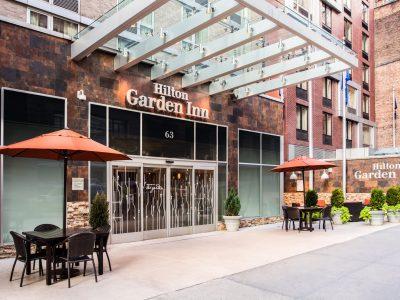 Hilton Garden Inn New York