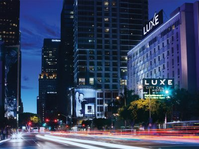 Luxe City Center Hotel Los Angeles