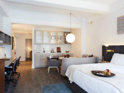 The Assemblage John Street Hotel NY