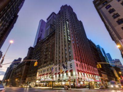 Wellington Hotel New York
