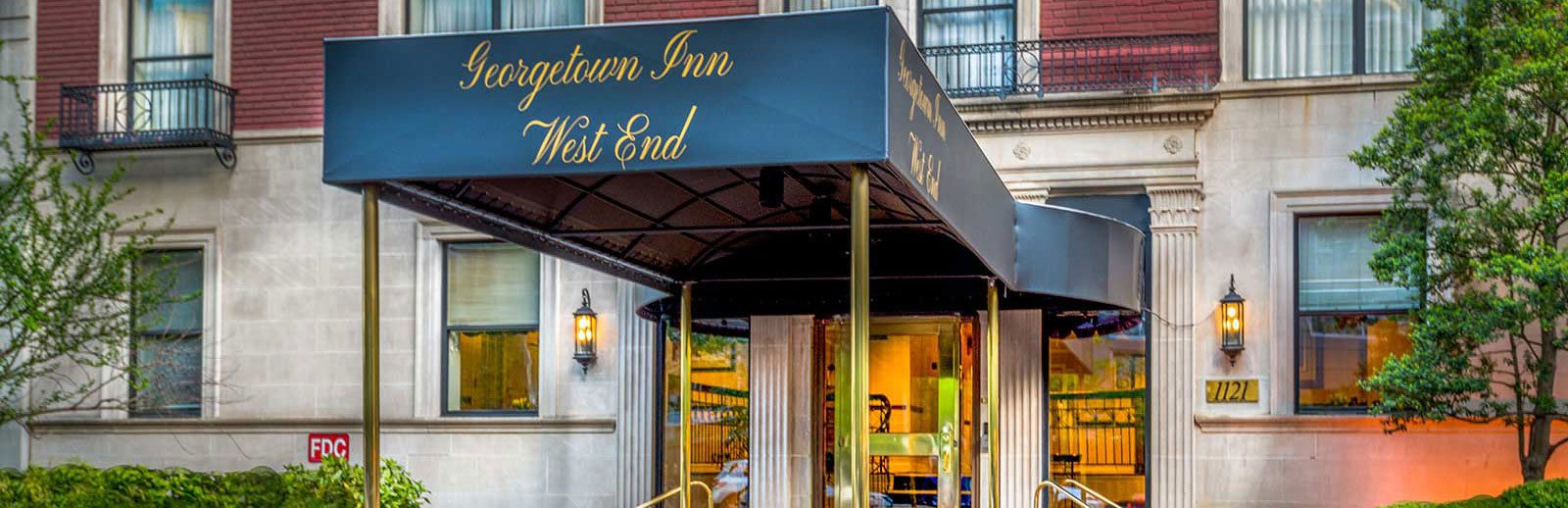 West End Georgetown Collection Washington
