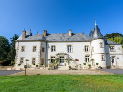 Château du Boisniard Chambretaud