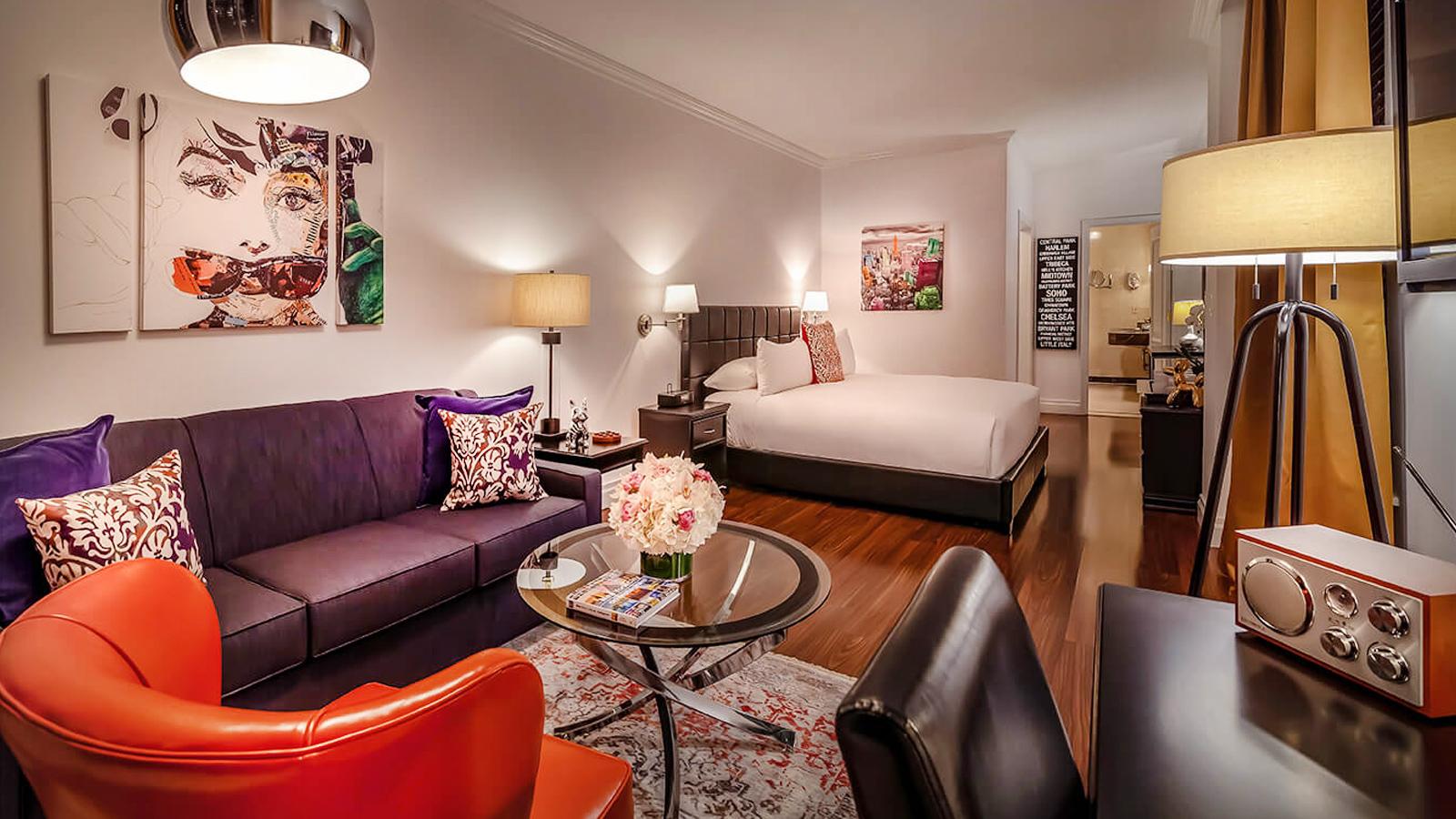 Avalon Hotel New York