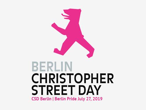 Gay Pride / CSD Berlin 2019