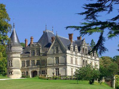 Chateau de la Bourdaisiere Montlouis sur Loire