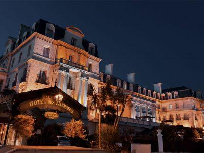 Grand Hotel des Thermes Saint Malo