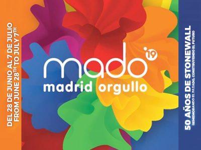 Madrid Pride 2019 / Orgullo Madrid