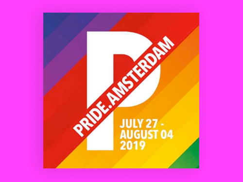 Amsterdam Gay Pride 2019