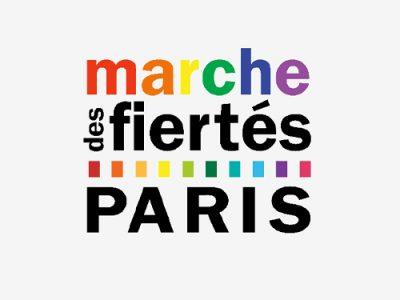 The Marche des Fiértés - Gay Pride Paris
