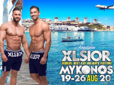 XLSIOR mykonos 2020