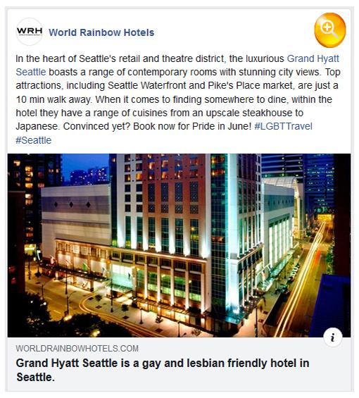 Hotel Marketing - World Rainbow Hotels