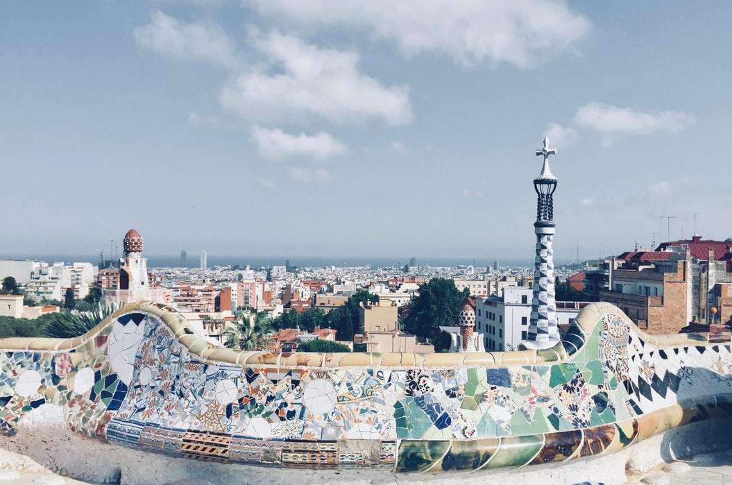 barcelona park güell lgbt destination