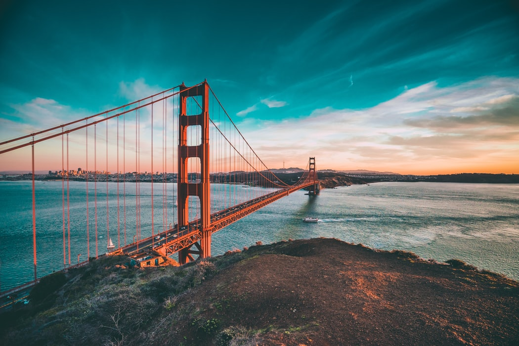 san francisco golden gate bridge lgbt destination
