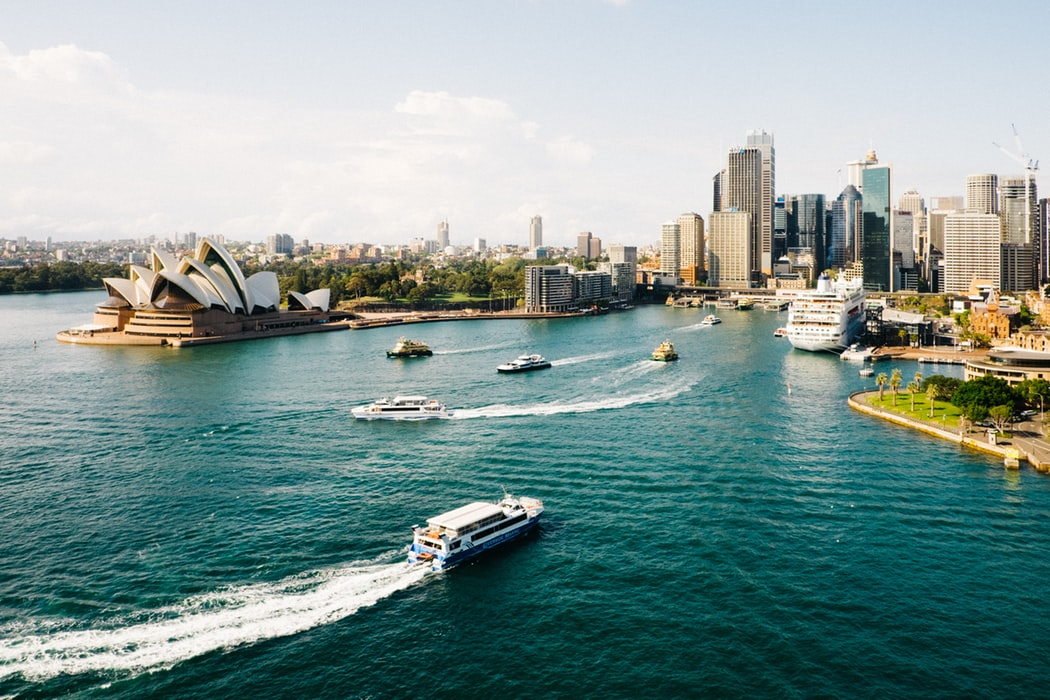 sydney harbour lgbt destination