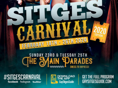 Sitges Carnival 2020, Spain's number one gay carnival